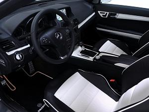Аксессуары BRABUS E-class Coupe W207