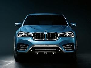 Тюнинг для BMW X4 (F26)