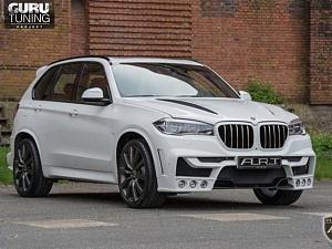 ART xHawk5 для BMW X5 F15/F85