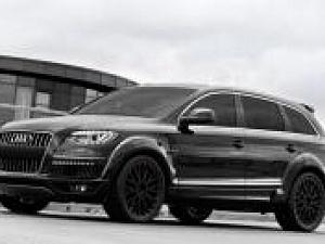 Hofele для Audi Q7 Facelift