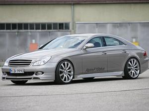 A_R_T для Mercedes CLS-Class (C219)  Sports Line