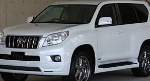 Prussianblue для Toyota Land Cruiser Prado 150