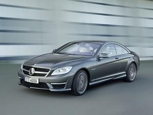 AMG63 рейстайлинг для Mercedes CL-class (C216)