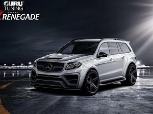 Обвес Renegade для Mercedes GL/GLS