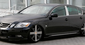 M'z SPEED EXCLUSIVE ZEUS для LEXUS GS300/350/430