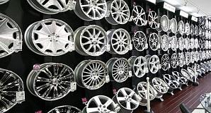 Диски и шины Toyota Land Cruiser