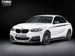 Performance для BMW 2-series (F22)