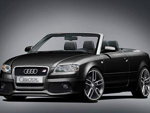 Caractere для Audi A4 CABRIO