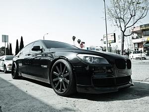 M-стиль для BMW 7er F01/F02