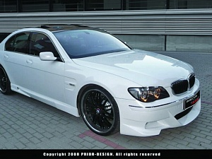 Prior Design для BMW 7ER E65FL