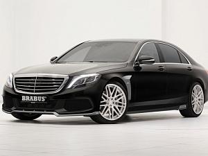 Brabus для Mercedes S-Class (W222)
