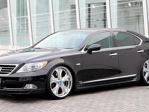 M'z SPEED EXCLUSIVE ZEUS для Lexus LS600/LS460