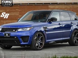 SVR для Range Rover Sport 2015