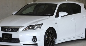 M'z SPEED EXCLUSIVE ZEUS для Lexus CT200h