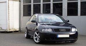 Чип тюнинг Audi A3 (8L)