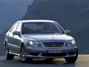 AMG 65 для Mercedes S-class (W220)