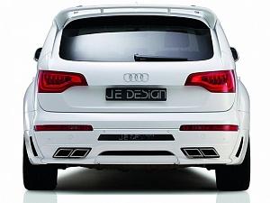 Выхлопная система Je Design для Audi Q7  facelift