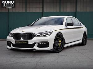 Manhart для BMW 7er G11/G12