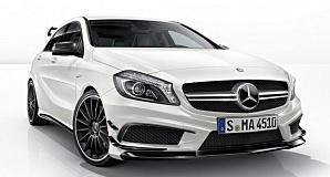 AMG для Mercedes A-class (W176)