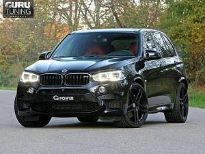 G-Power для BMW X5M (F85/F86)