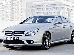 AMG для Mercedes CLS-class (W219)