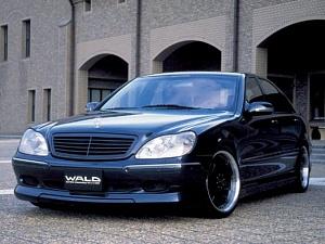 Wald Executive 1 для Mercedes S-класс (W220)