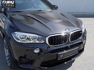 Карбоновый капот Hamann для BMW X6 F16/F86