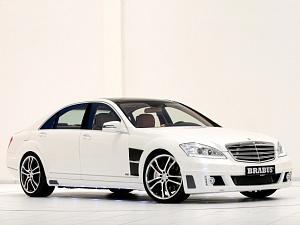 BRABUS для Mercedes-Benz S класса W 221