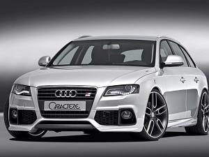 Caractere для Audi A4 Avant (B8)