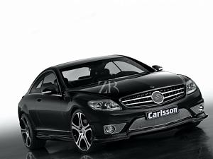 Выхлопная система Carlsson для Mercedes CLS-Class (C216)