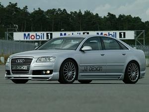 JE Design для Audi A8 (D3) faselift