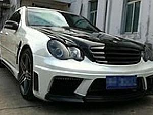 WALD black series для Mercedes C-class (W203)