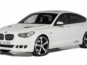 Чип тюнинг BMW 5-series (F07) GT