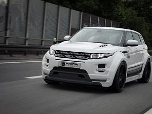Prior Design для Range Rover Evoque