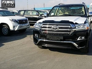 GCC для Toyota Land Cruiser 200 2015 -