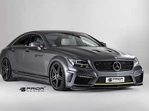 Prior-Design PD550 Black Edition для Mercedes CLS (W218)