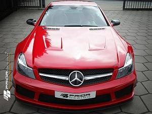 PRIOR-DESIGN для Mercedes SL (R230)