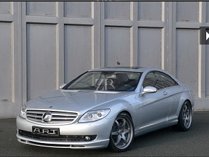 A_R_T для Mercedes CL-Class