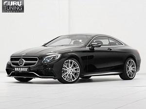 Brabus для Mercedes S-class Coupe (C217)