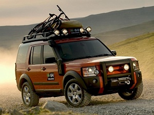 Чип тюнинг Land Rover Discovery III