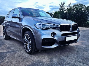 BMW X5 (F15) M package
