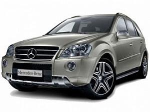 Выхлопная система AMG для Mercedes ML-Class 63 AMG (W164)