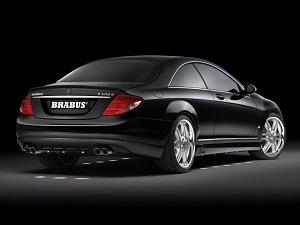Выхлоп BRABUS для Mercedes-Benz (C216)