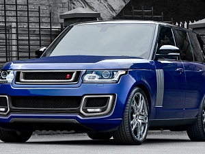 KAHN RS600-LE PACKAGE для Range Rover
