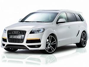 Je Design для Audi Q7 4L S-Line facelift