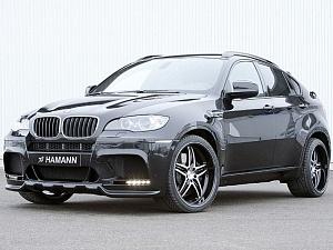HAMANN M для BMW X6M (оригинал)