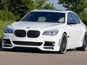 Lumma CLR 750 для BMW 7er F01/F02