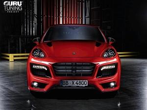 TechArt MAGNUM III для Porsche Cayenne 958 ( 2015- ) рестайлинг