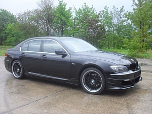 ATS для BMW 7 серии E66