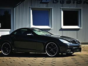 PRIOR-DESIGN для Mercedes SLK (R171)